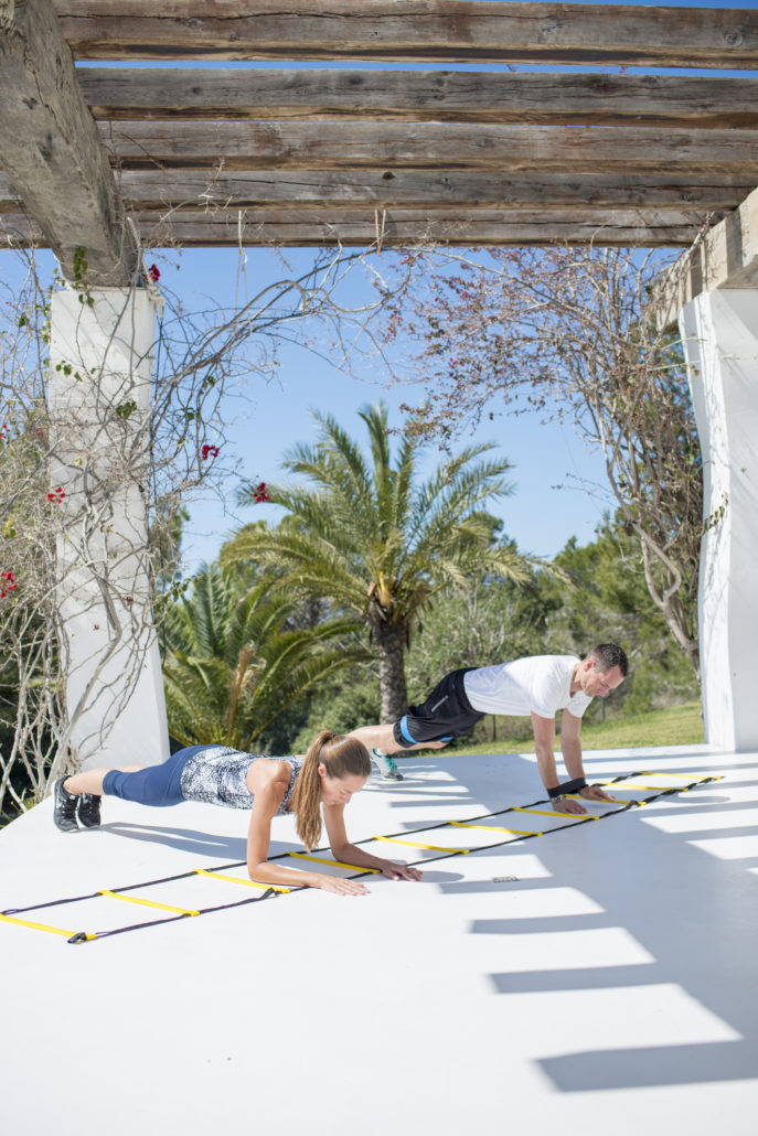 Personal Training for private Villas in Ibiza