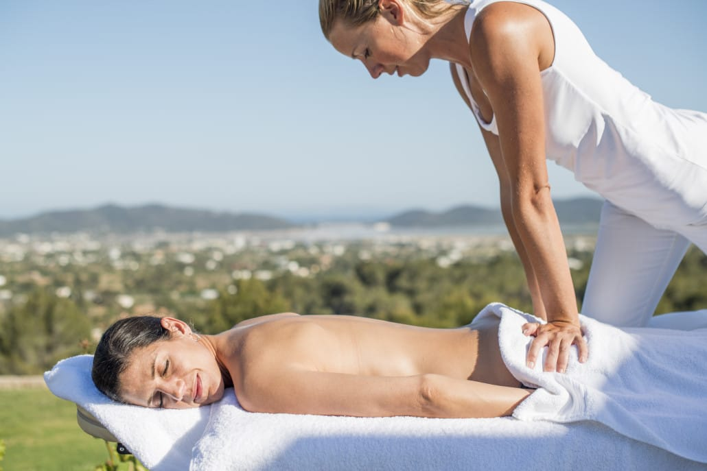 Meet our Ibiza Massage Team at Ibiza Balance