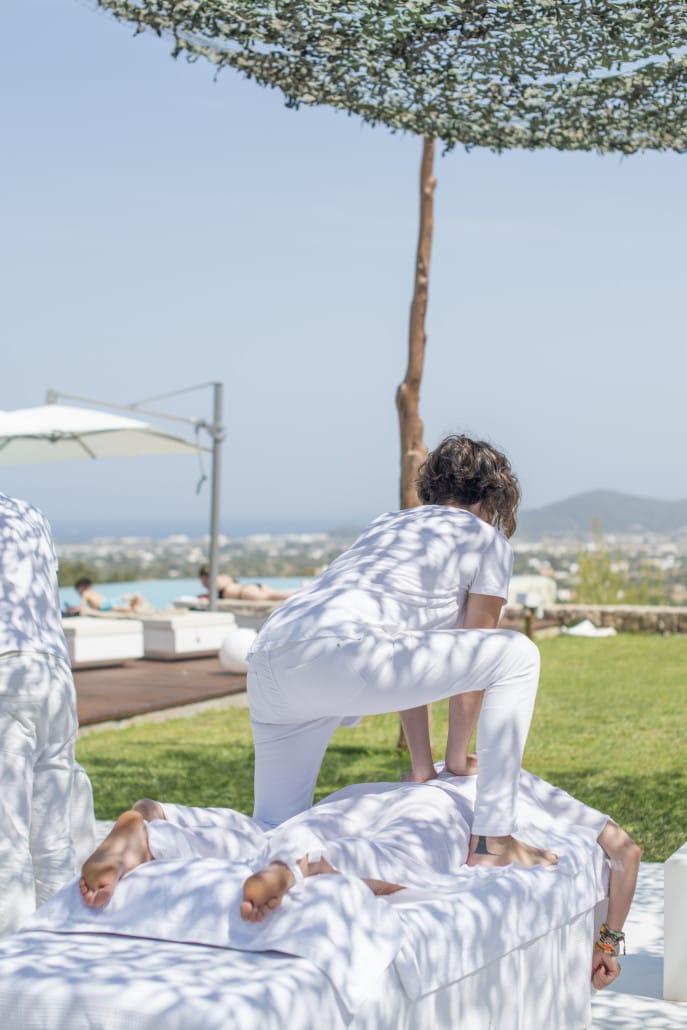Ibiza Massage I Miriam Shiatsu Therapist I Ibiza Balance
