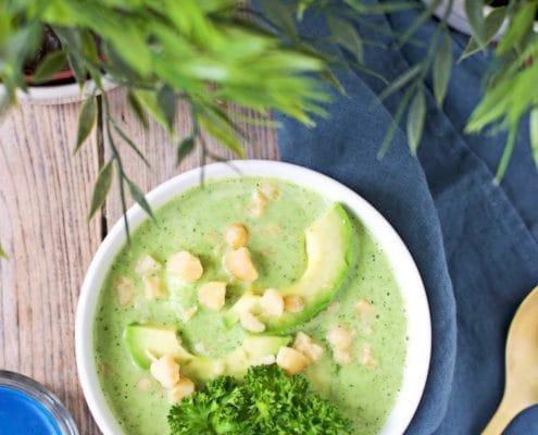 Detox Brokkoli Soup