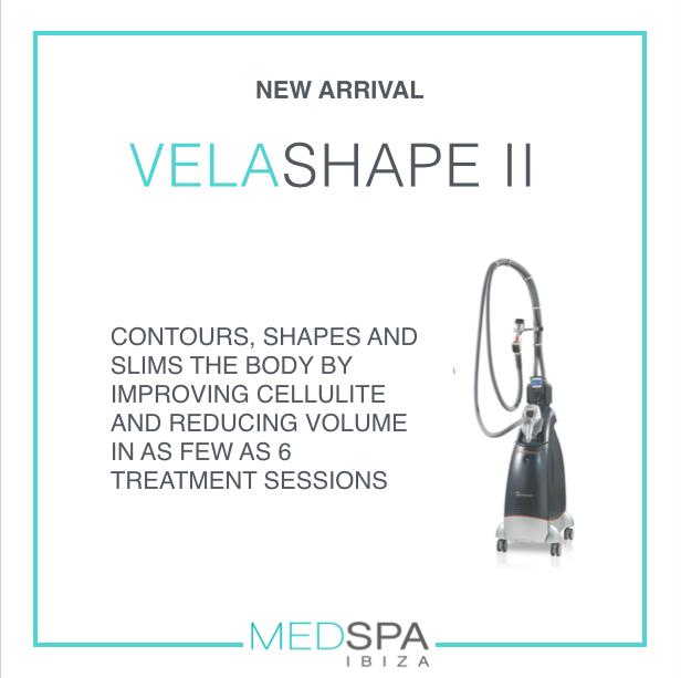 MedSpa Ibiza: Velashape