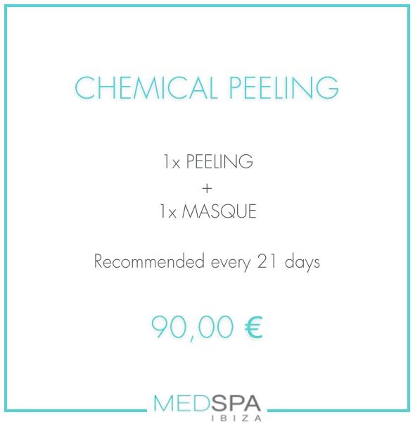 MeDSpa Ibiza: CHEMICAL PEELING