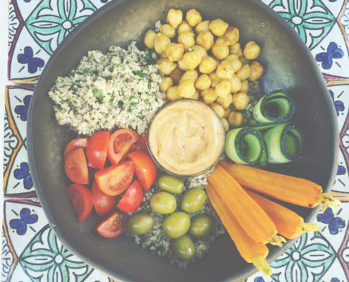 Private Chef: Yoga & Detox Package